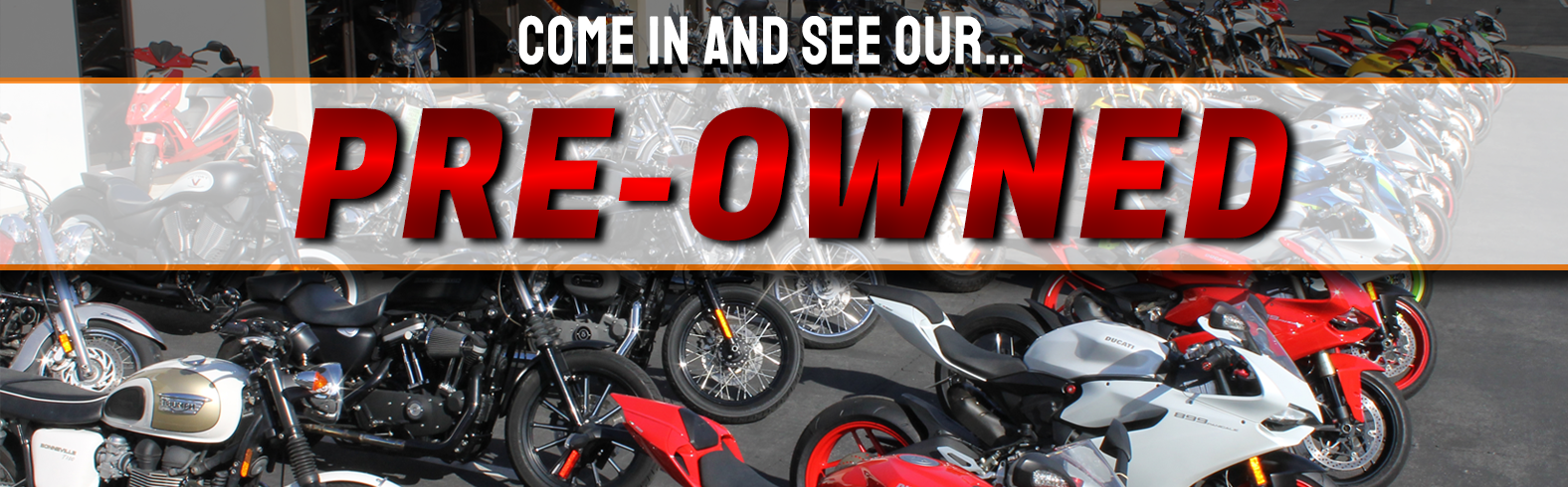 Pre-Owned Inventory | Southern California Motorcycles | Brea